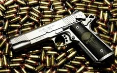 Тактический пистолет, патроны пистолетные