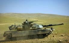 Боевой танк США M1 Abrams