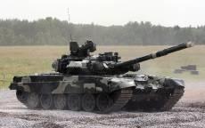 Танк Т-90, российский боевой танк Владимир