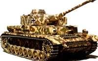 немецкий средний танк PzKpfw IV