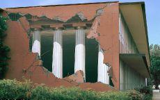 Граффити Колонны