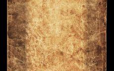 Текстура Пергамент с рамкой
