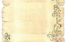 Текстура Дамское письмо