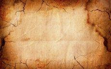 Текстура потрескавшаяся бумага
