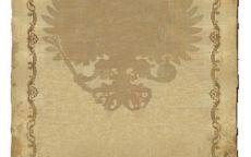 Текстура Царский пергамент