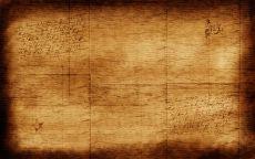 Текстура Старинная рукопись