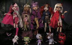 Постер Куклы Bratzillaz