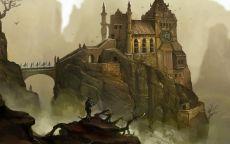 Крепость в тумане