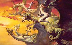 Наездницы на драконах