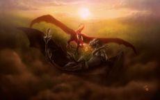 Схватка драконов