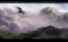 Полет ночного дракона