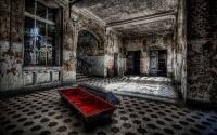 Спальня вампира