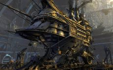 Неземной поезд