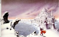 Замерзший замок