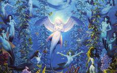 Ангел русалок
