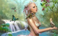 Принцесса птиц