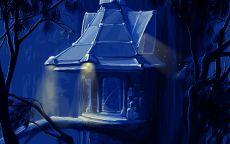 Дом на ветке