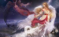 Ангелы в поле