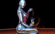 Робот Девушка