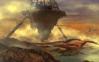 Город космических путешественников