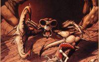Скорпион Череп