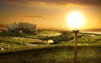 Солнце для гольфа