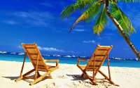Идеальный пляж