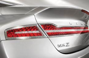 Корма Lincoln-MKZ