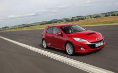 Спортивная Mazda-3-MPS