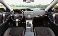 Салон Mazda 3 MPS
