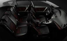 Салон Mazda-3-MPS