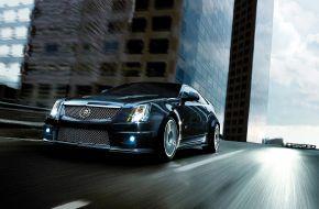Автомобиль Cadillac CTS-V