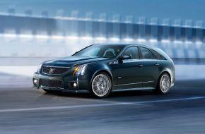 Автомобиль Cadillac SportWagon