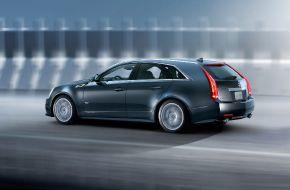 Универсал Cadillac CTS-V SportWagon
