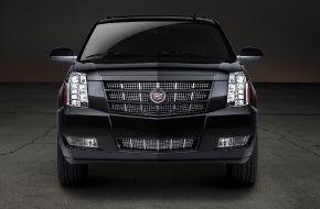 Премиальный внедорожник Cadillac Escalade