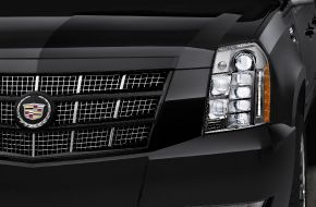 Решетка радиатора Cadillac Escalade Premium