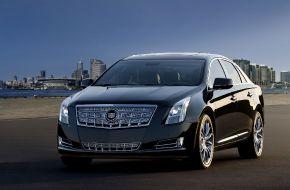 Представительский седан Cadillac XTS