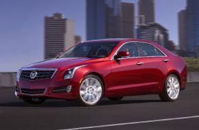 Седан Cadillac XTS