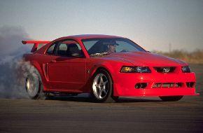 Спортивное заднеприводное купе Mustang