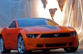 Ford Mustang (Форд Мустанг)