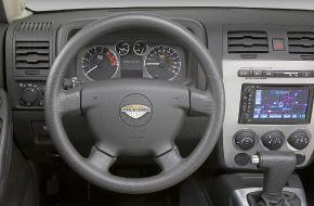 Панель управления Hummer