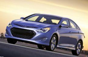 Хёндай Соната Гибрид (Hyundai Sonata Hybrid)