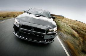 Черный Mitsubishi Lancer