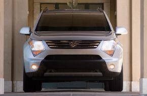 Suzuki XL7 вид спереди