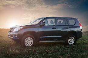 Фотография Toyota Land Cruiser