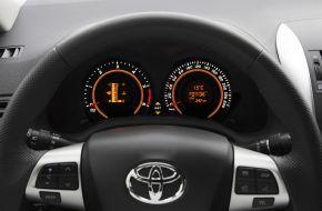Спидометр Toyota Corolla