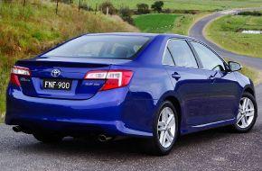 Toyota Corolla Furia 2013