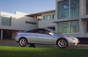 Спорт кар Toyota Celica