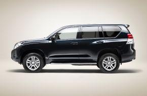 Профиль Toyota Land Cruiser