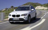 Кроссовер BMW X1 2009 г.